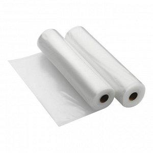 Пакет рулонный для вакуумной упаковки. ширина 20 см*длина 500см