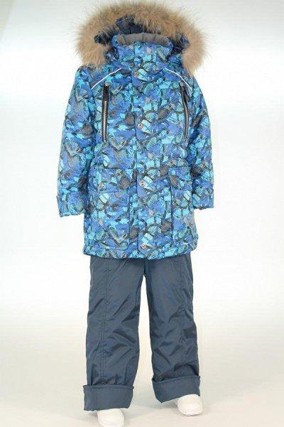 Барракуда - верхняя детская одежда  — Костюмы зимние для мальчика — Верхняя одежда