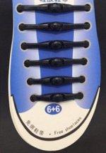 Шнурки силиконовые