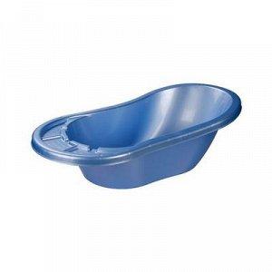 Ванна Ванна детская 28,0 л  КАРАПУЗ ГОЛУБОЙ. Размеры изделия: Д / Ш / В   880 / 460 / 340 мм. Детская ванночка — это тот необходимый предмет, который пригодится каждому малютке для комфортного и безоп