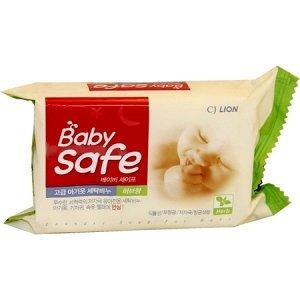 """Мыло для стирки детских вещей с ароматом трав """"Baby safe"""", 190г О"""