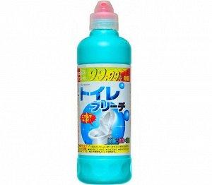"""30393rs """"Rocket Soap"""" Универсальный гель для очистки унитаза, 500 г"""