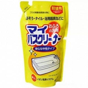 "09007 Пена чистящая для туалета ""Rocket Soap -цветы и мята"", 350 мл"