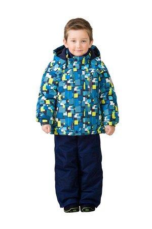 Комплект зимний  Premont куртка и полукомбинезон.Размер 104.