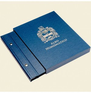 Футляр для альбомов толщиной 30 мм Синий