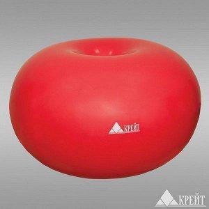 Мяч Мяч в форме пончика Цвет готового изделия может отличаться от цвета, представленного на фотографии.  Мяч рекомендуется использовать во время занятий спортом и фитнесом, так как он значительно повы