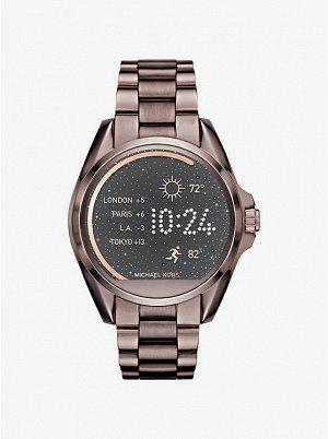 часы MICHAEL KORS ACCESSBradshaw Sable-Tone Smartwatch