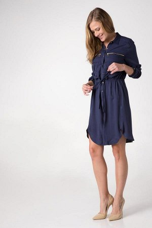 рубашка Dimensions of model: Height: 1,72 Chest: 83 Waist: 61 Hip: 89 Sample size: M %100 viscose