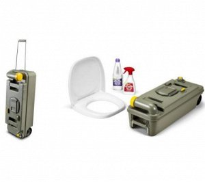 Кассета для кассетного туалета C220 (промо-набор)
