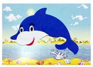 Дельфин Размер 18*13 см.