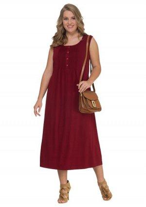 Летнее платье 52-54 размер