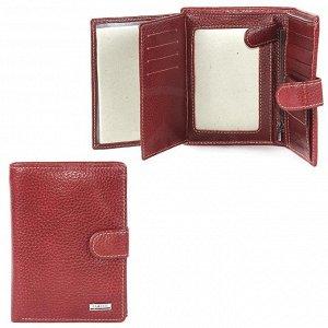 Комби кошелек женский+паспорт (нат. кожа)