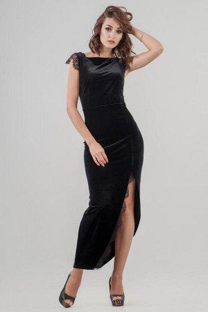 Платье 2635.26 черное