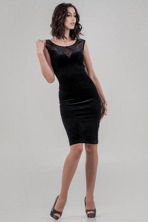 Платье 2643.26 черное