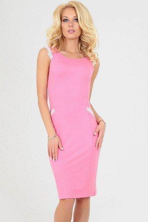 Платье 1792.2 розовое