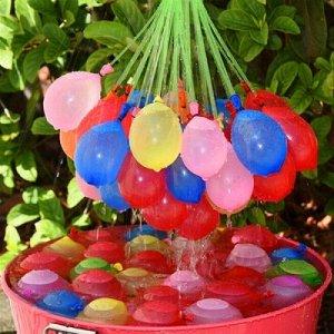Водяные шары Magic balloons 37 шт
