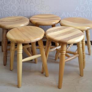 Табурет из дерева-27 — Табурет - натуральное дерево. — Стулья и столы