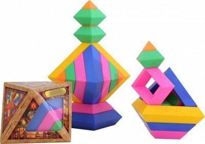 Игромания! Более 2200 настольных игр   — Головоломки — Развивающие игрушки