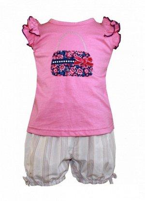 Наборчик (футболка+шорты)