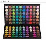 Набор теней для век цвет: 120-02#