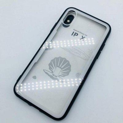 Защитные стекла Glass и аксы!  Дарим подарки за заказ🎁   — Чехлы для iPhone X/Xs — Для телефонов