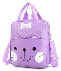 Детский рюкзачок фиолетовый
