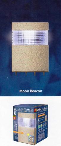 Светильник садовый на солнечных батареях М-022 (Код: 71751)