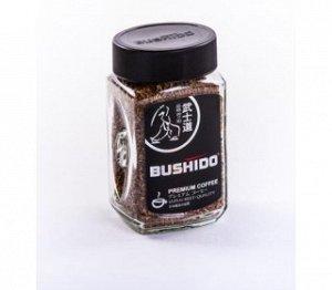 "Кофе ""BUSHIDO"" Black 50гр стекло"