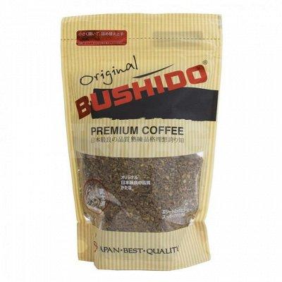 Самый любимый кофе и сладости ☕ Вкусный чай — Bushido !НОВИНКИ! — Растворимый кофе