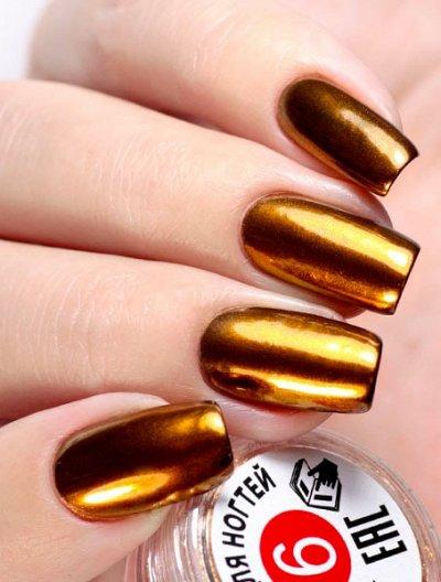 Модный маникюр  MILV — Втирка для ногтей — Декоративная косметика
