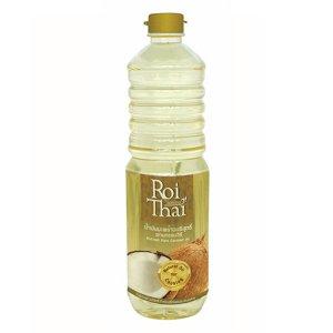 Кокосовое масло 100% рафинированное ROI THAI