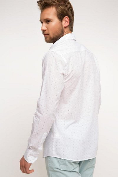 DEFACTO- одежда в наличии для Вас❤ Турция. — РУБАШКИ / Сорочки мужские — Рубашки