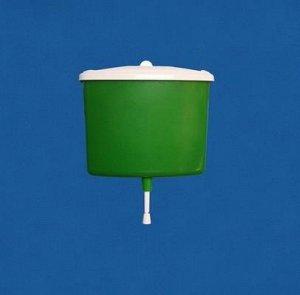 Рукомойник Рукомойник 5,0л. Размеры изделия: Д /Ш/ В 280 /150 /360 мм. Умывальник - рукомойник изготовлен из безопасного, пищевого полипропилена, не имеет токсичного запаха . Может быть установлен как