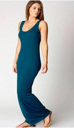 Платье цвет: СИНЕЕ ОЗЕРО