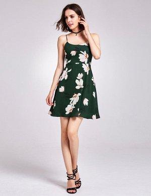 Платье на бретельках из закупки Идеальна