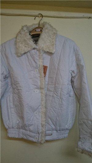 Куртка белая Китай