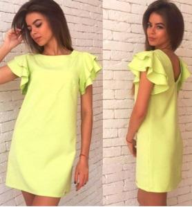 Платье летнее 46 размер