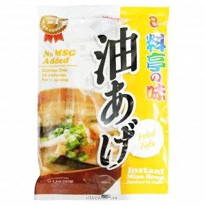 Мисо-суп быстрого приготовления с жаренным тофу , 160 гр