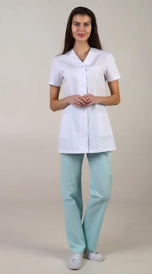 Блуза медицинская женская