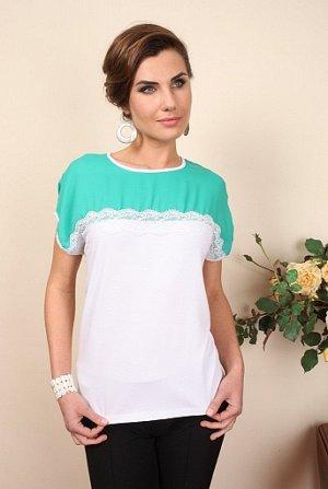 блуза Состав ткани: 95% вискоза 5% эластан