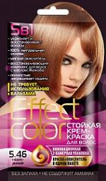 Cтойкая крем-краска для волос серии «Effect Сolor» 50мл