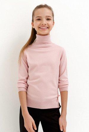 Свитер детский для девочек Berry светло-розовый