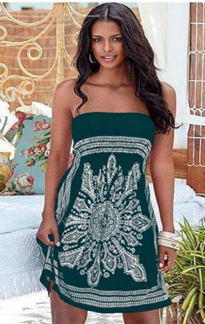 Платье цвет: СВЕТЛО-ЗЕЛЕНЫЙ