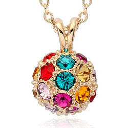2- Ювелирная бижутерия Gold, Silverbird  — Ожерелья — Колье и бусы