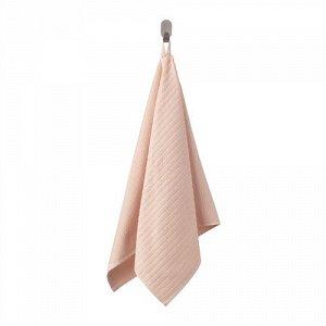 Полотенце ВОГШЁН бледно-розовый IKEA