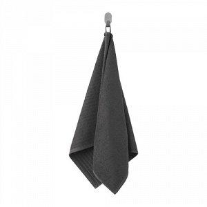 Полотенце ВОГШЁН темно-серый IKEA