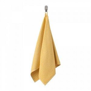 Полотенце ВОГШЁН бледно-желтый IKEA