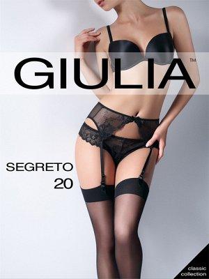 Giulia Segreto 20 чулки 3/4=M/L daino