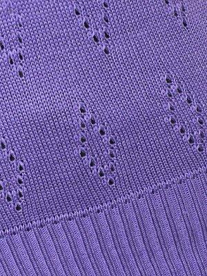 Ж1683-5 жилет женский фиолетовый