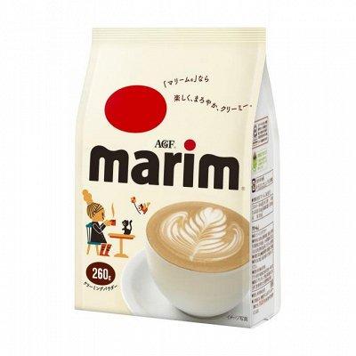 Японский кофе-105 — Сухие сливки — Молоко и сливки